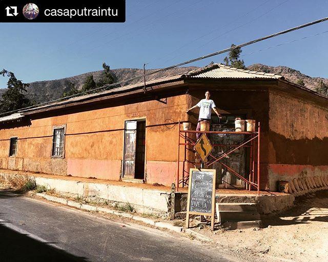 Este Fin de Semana ven a compartir Gran Mural de Casa Putraintü