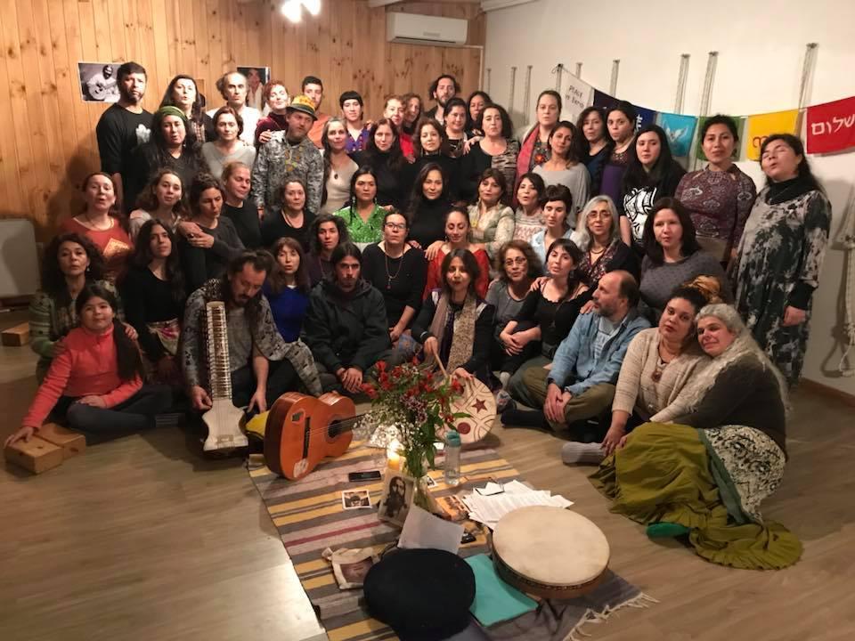 Celebración de los 50 años de las Danzas de Paz Universal
