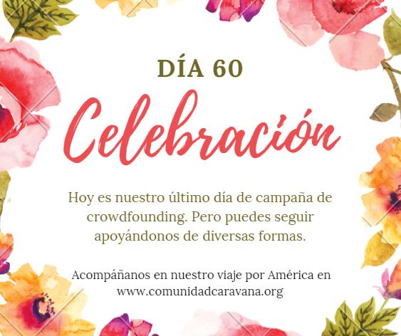 [Día 60] Celebración