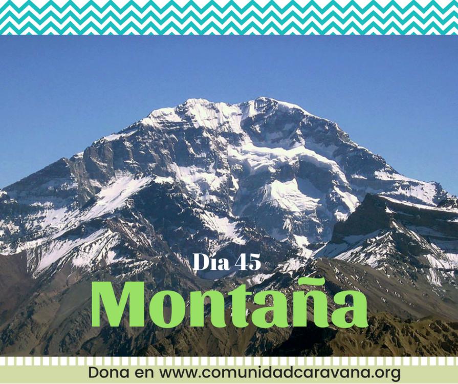 (Día 45) Montaña