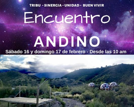16 de febrero / «Encuentro Andino»