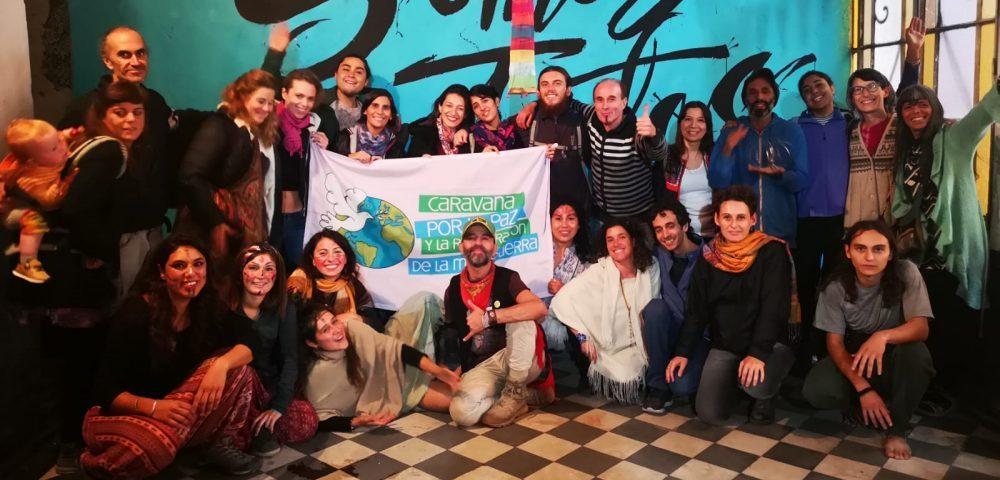 Profundo Festival Caravanero en Mendoza