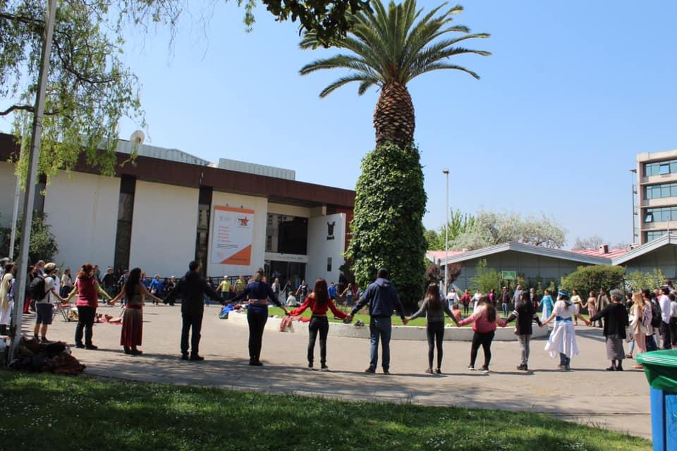 Agradecimientos por la ceremonia por la Unidad convocada por la Cumbre de los Pueblos