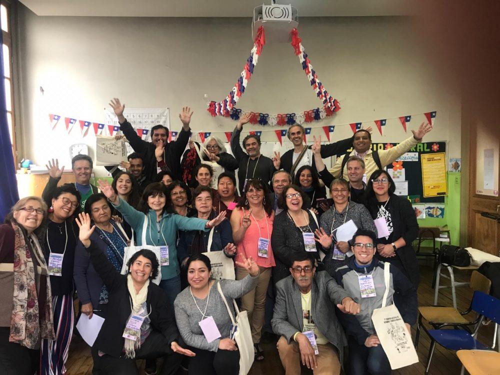 Felicitaciones a la red nacional de Ecobarrios